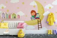 dekoracje do pokoju dziecięcego