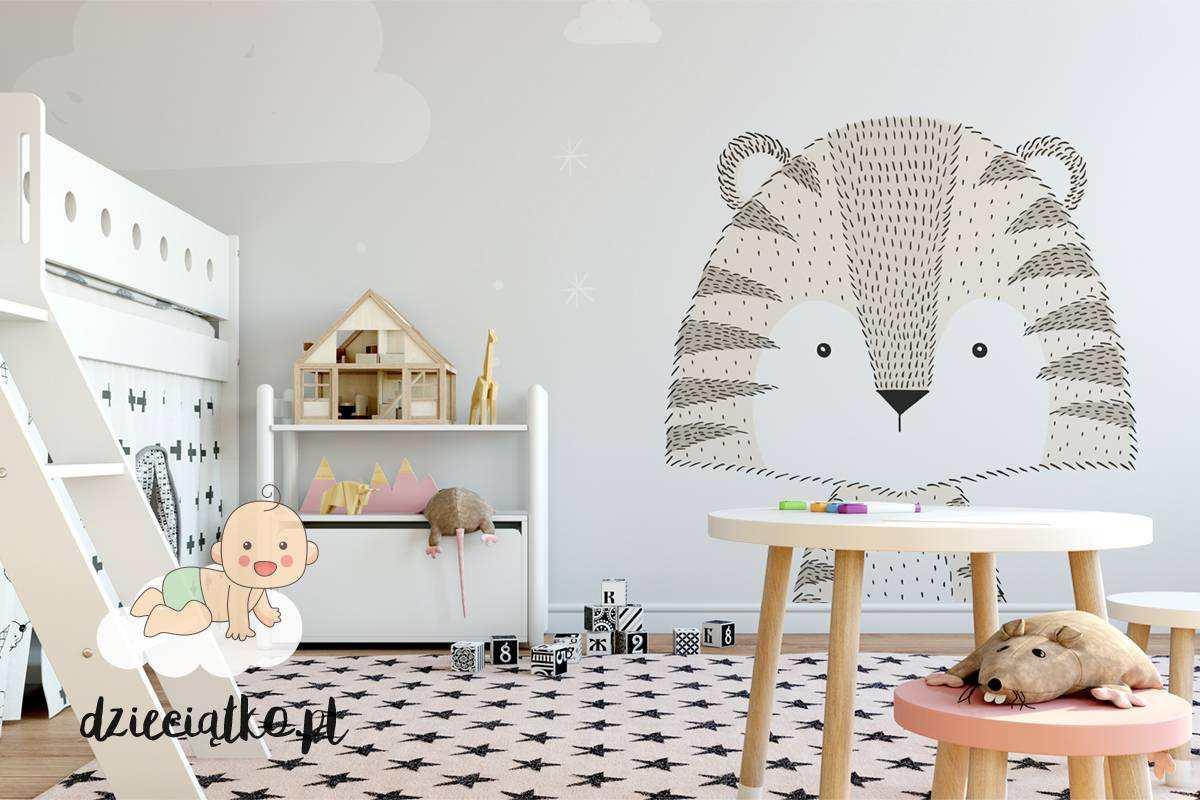 dzieciatko-fototapeta-tygrysek