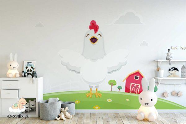 tapety do pokoju dziecięcego