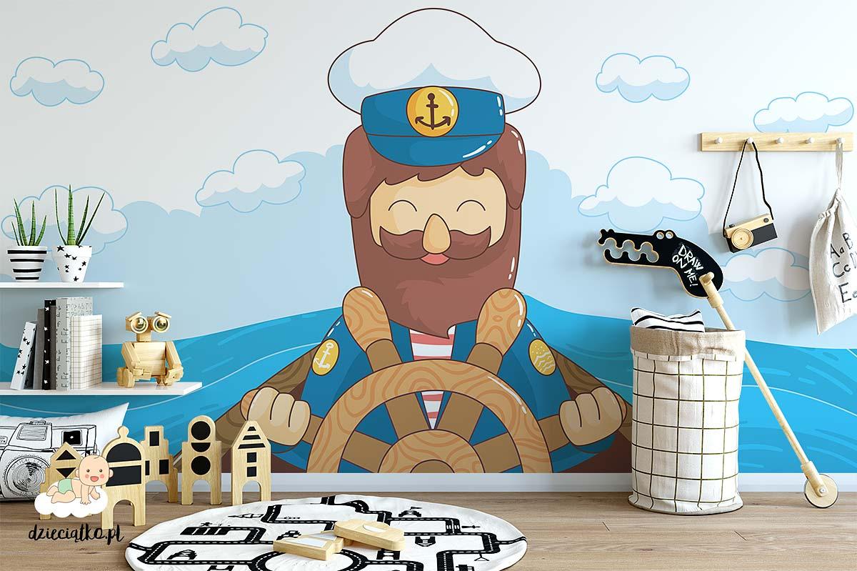 dzieciatko-fototapeta-marynarz-1