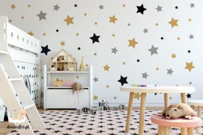 naklejki do pokoju dziecięcego